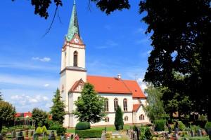 Fuchshain, Ev. Pfarrkirche