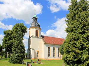 Ganzig, Ev. Pfarrkirche
