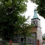 Garitz, Ev. Kirche