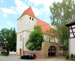 Gatzen, Ev. Pfarrkirche