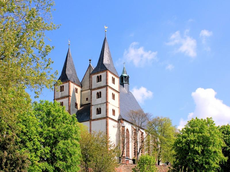 Geithain, Ev. Stadtkirche St. Nikolai (bei Leipzig