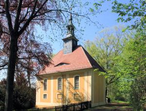 Gepülzig, St. Leonhardskapelle
