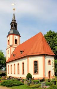 Gerichshain, Ev. Pfarrkirche