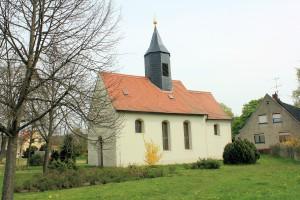 Glaucha, Ev. Pfarrkirche Oberglaucha