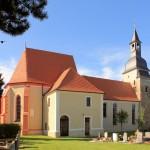 Glesien, Ev. Pfarrkirche (Johanneskirche)