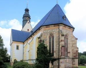 Gnandstein, Ev. Pfarrkirche