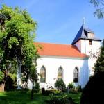 Göbschelwitz, Ev. Pfarrkirche