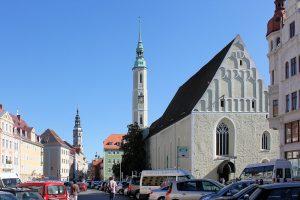 Ev. Dreifaltigkeitskirche (Oberkirche) Görlitz