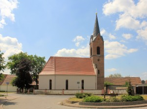 Görschlitz, Ev. Pfarrkirche