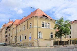 Dietrich-Bonhoeffer-Haus Gohlis (ehem. Soldatenheim, Vereinshaus)