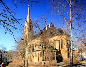 Gohlis, Ev. Friedenskirche