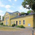 Gohlis, Friedhofsamt