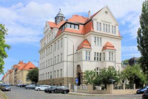 Ehem. Schule Gohlis-Mitte (Kirchgemeindehaus)