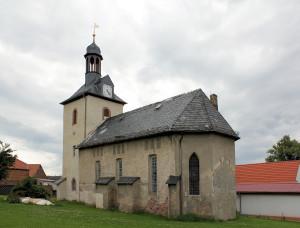 Gorenzen, Ev. Kirche St. Laurentius