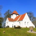 Gostemitz, Ev. Pfarrkirche