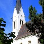 Gottscheina, Ev. Pfarrkirche