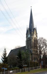 Granschütz, Ev. Kirche