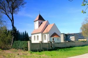 Grebehna, Ev. Pfarrkirche