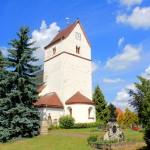 Ev. Pfarrkirche in Grethen