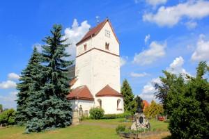 Grethen, Ev. Pfarrkirche