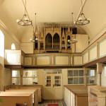 Griebo, Ev. Kirche, Orgelprospekt