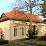 Grimma, Friedhofskapelle Heilig Kreuz