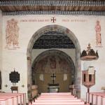 Groß Möringen, Ev. Kirche St. Leonard, Chor