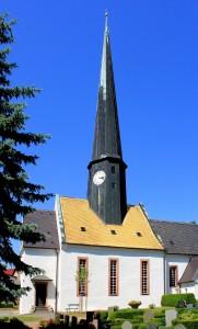 Großbothen, Ev. Pfarrkirche