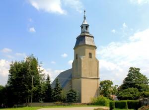 Großhartmannsdorf, Ev. Pfarrkirche