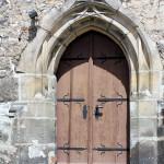 Großkorbetha, Ev. Kirche, Portal