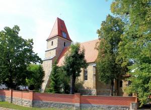 Großlehna, Pfarrkirche