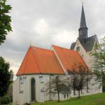 Großschirma, Ev. Pfarrkirche