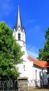 Großstädteln, Ev. Pfarrkirche