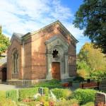 Großzschocher, Friedhofskapelle