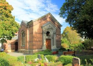Friedhofskapelle Großzschocher