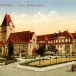 Kirche Großzschocher, 1913