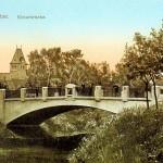 Kirche Großzschocher, nach 1910