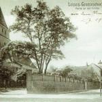 Kirche Großzschocher, vor 1908