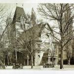 Kirche Großzschocher, vor 1954