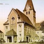 Kirche Großzschocher, zwischen 1908 und 1926