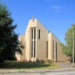 Grünau, Kath. St.-Martin-Kirche