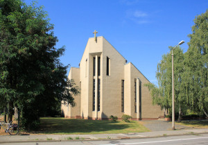 Kath. St.-Martin-Kirche Grünau