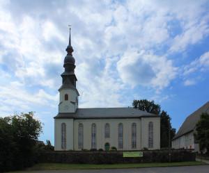 Grünlichtenberg, Ev. Pfarrkirche