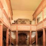 Gruna, Ev. Pfarrkirche, Orgelempore