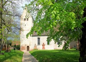 Gundorf, Ev. Pfarrkirche