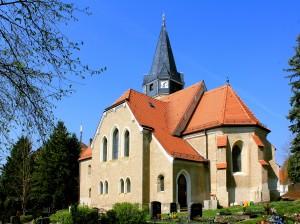 Hänichen, Ev. Hainkirche