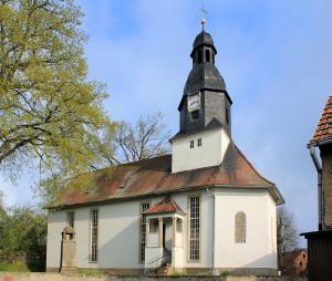 Hainspitz, Ev. Pfarrkirche