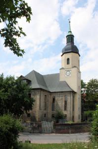 Halle/Saale, Ev. Kirche St. Georg