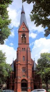 Halle/Saale, Ev. Johanneskirche