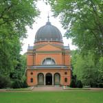 Südstadt, Kapelle Südfriedhof